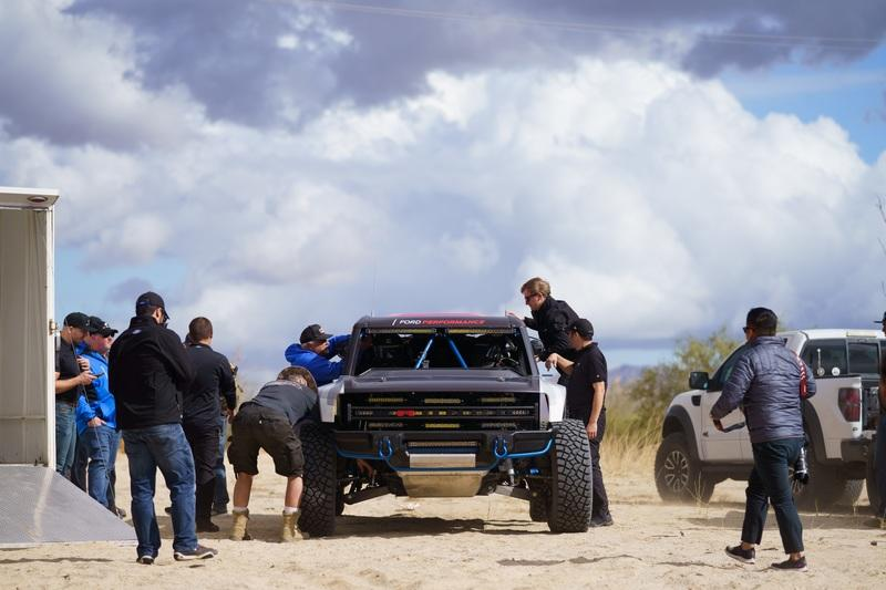 The New Ford Bronco R Couldn't Handle the Baja 1000 - image 873670