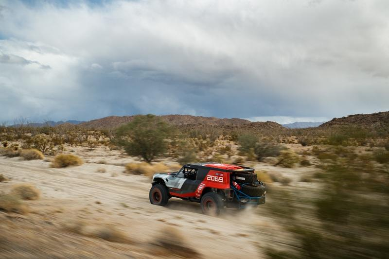 The New Ford Bronco R Couldn't Handle the Baja 1000 - image 873671