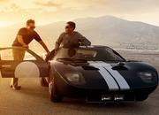 The New Ford v. Ferrari Movie, The History Behind It, and Why That GT40 On the IMAX Poster is Inaccurate - image 870341
