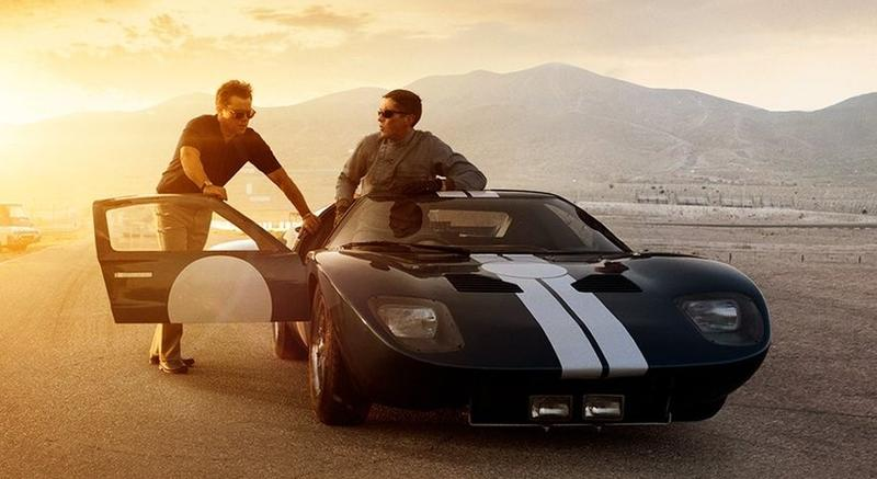 The New Ford v. Ferrari Movie, The History Behind It, and Why That GT40 On the IMAX Poster is Inaccurate