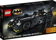 The New Michael Keaton Lego DC Batman Car is Two-Foot of Childhood Dreams Come True - image 870459
