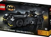 The New Michael Keaton Lego DC Batman Car is Two-Foot of Childhood Dreams Come True - image 870460