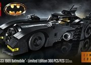 The New Michael Keaton Lego DC Batman Car is Two-Foot of Childhood Dreams Come True - image 870461