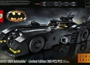 The New Michael Keaton Lego DC Batman Car is Two-Foot of Childhood Dreams Come True - image 870462