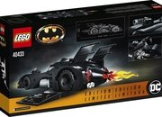 The New Michael Keaton Lego DC Batman Car is Two-Foot of Childhood Dreams Come True - image 870463