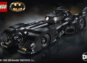 The New Michael Keaton Lego DC Batman Car is Two-Foot of Childhood Dreams Come True - image 870437