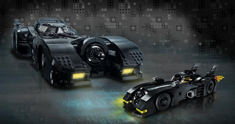 The New Michael Keaton Lego DC Batman Car is Two-Foot of Childhood Dreams Come True - image 870470