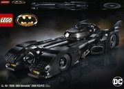 The New Michael Keaton Lego DC Batman Car is Two-Foot of Childhood Dreams Come True - image 870438