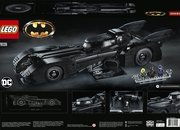 The New Michael Keaton Lego DC Batman Car is Two-Foot of Childhood Dreams Come True - image 870440