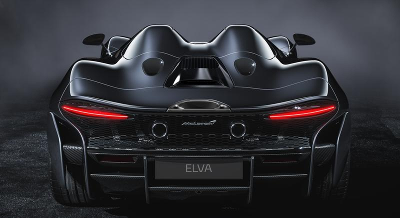 The New McLaren Elva Is Faster Than the Senna, Lighter Than Any Other Modern Road-Going McLaren