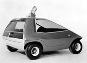 The Tesla Cybertruck's polygonal design may be weird, but it's not the first EV with this shape - image 873397