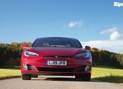 TopGear Drag Races the Tesla Model S Against the Porsche Taycan But the Results Are Controversial - image 869161