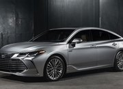 2019 Toyota Avalon TRD Pro Concept - image 870753