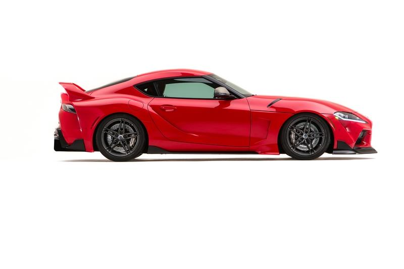 2020 Toyota GR Supra Heritage Edition Exterior - image 869728