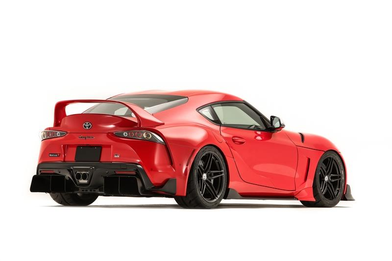 2020 Toyota GR Supra Heritage Edition Exterior - image 869729