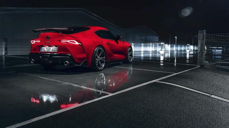 2020 Toyota Supra by AC Schnitzer - image 873995