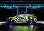 Volkswagen Just Teased the ID 4 Electric Crossover That's Coming to the United States - image 869135
