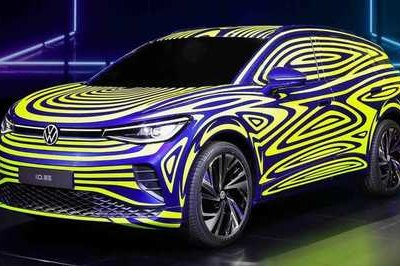Volkswagen Just Teased the ID 4 Electric Crossover That's Coming to the United States