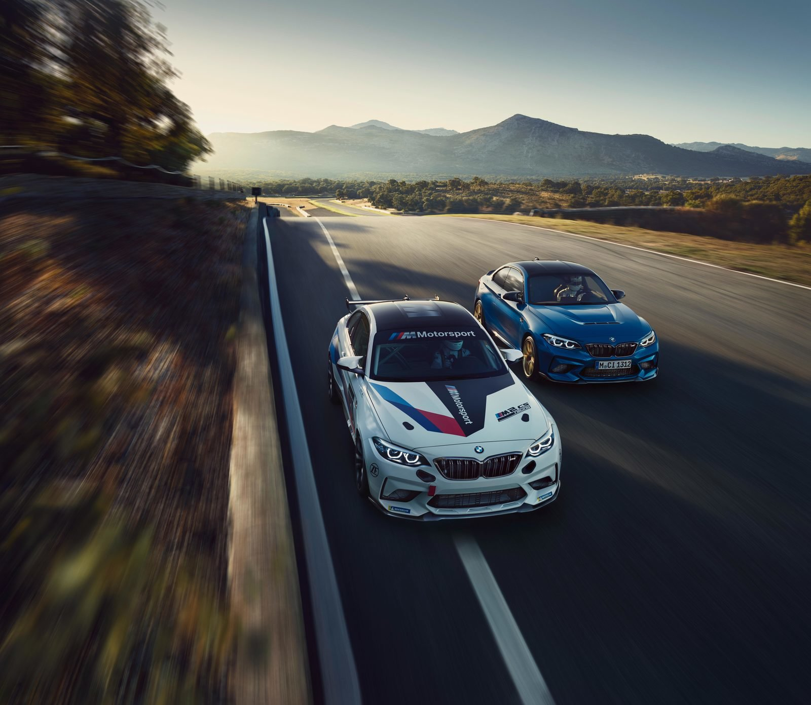 Wallpaper Of The Day 2020 Bmw M2 Cs Racing Top Speed