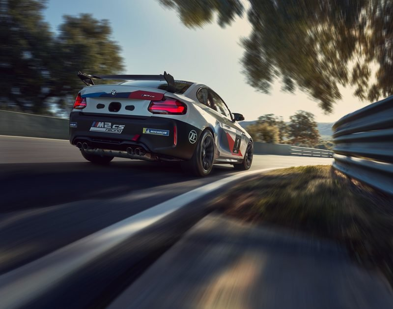 Wallpaper of the Day: 2020 BMW M2 CS Racing - image 870478