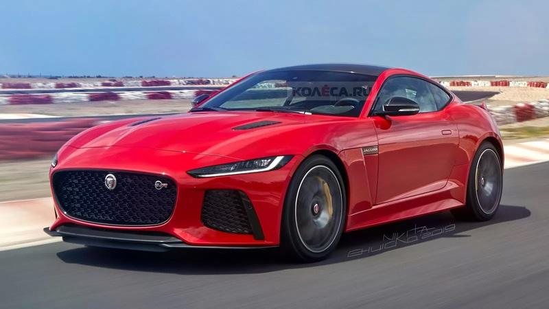 Will the Next-Gen Jaguar F-Type Actually Be Derived From the Aston Martin Vantage?