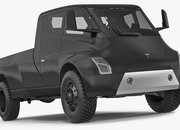 Will the Tesla Pickup Go by the Name Cybertruck? - image 869381