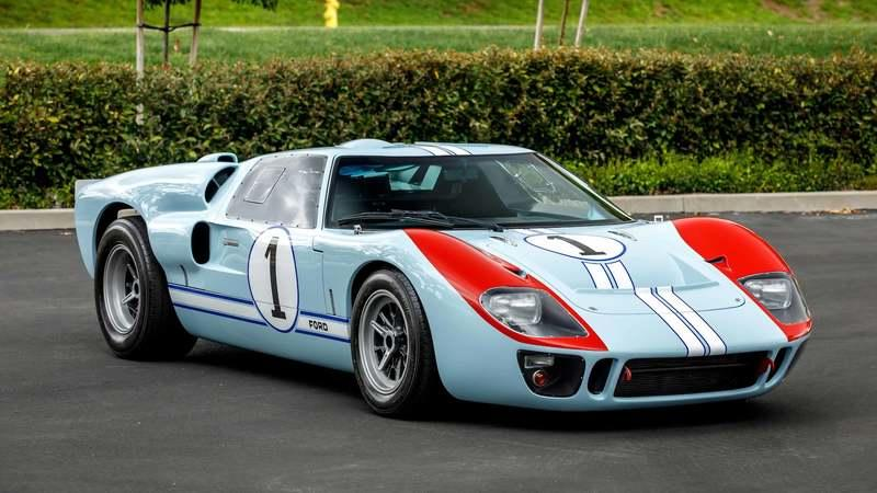 You Can Own One of the Superformance Ford GT40 Replicas from the Ford v Ferrari Movie
