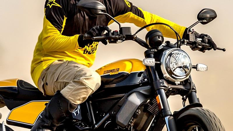 2019 - 2020 Ducati Scrambler Full Throttle