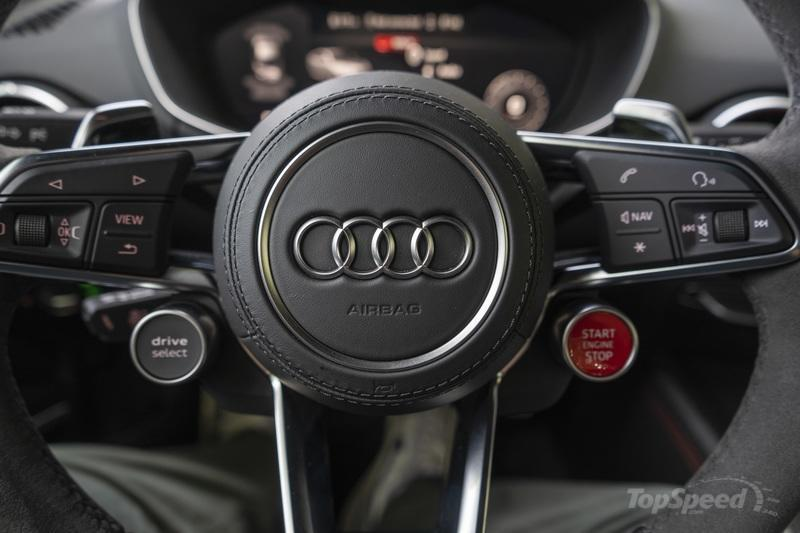 2020 Audi TT-RS - Driven Interior - image 876488