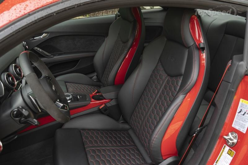 2020 Audi TT-RS - Driven Interior - image 876497