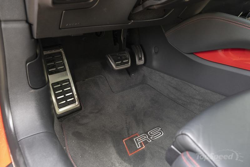 2020 Audi TT-RS - Driven Interior - image 876500