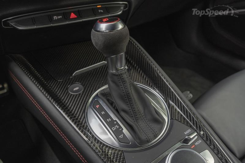 2020 Audi TT-RS - Driven Interior - image 876532