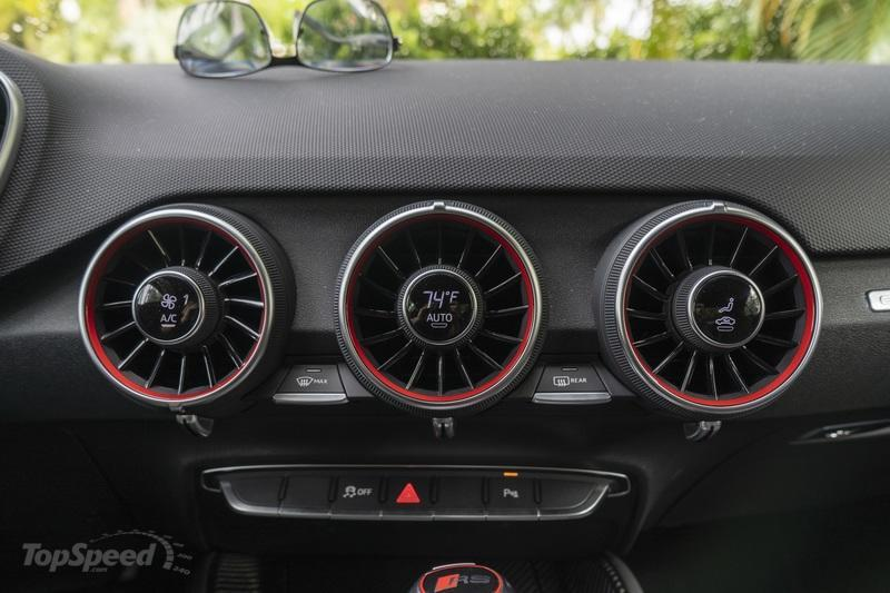2020 Audi TT-RS - Driven Interior - image 876533