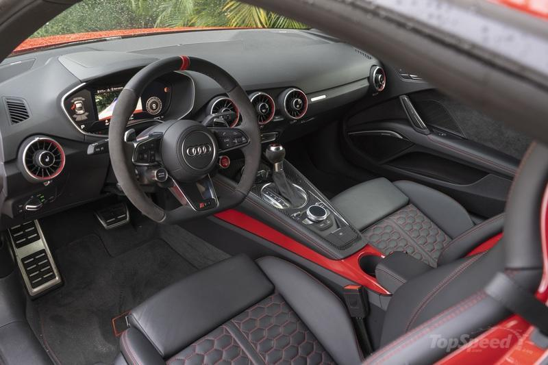 2020 Audi TT-RS - Driven Interior - image 876538