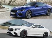 2020 BMW M8 vs 2019 Mercedes-AMG S63 - image 876269