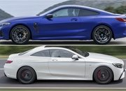 2020 BMW M8 vs 2019 Mercedes-AMG S63 - image 876272