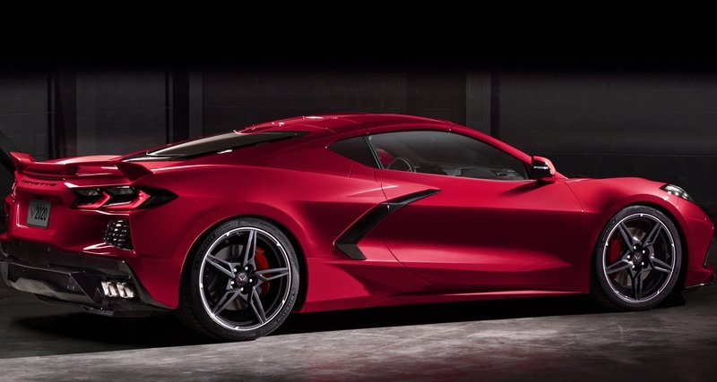 2021 Chevrolet C8 Corvette by Hennessey