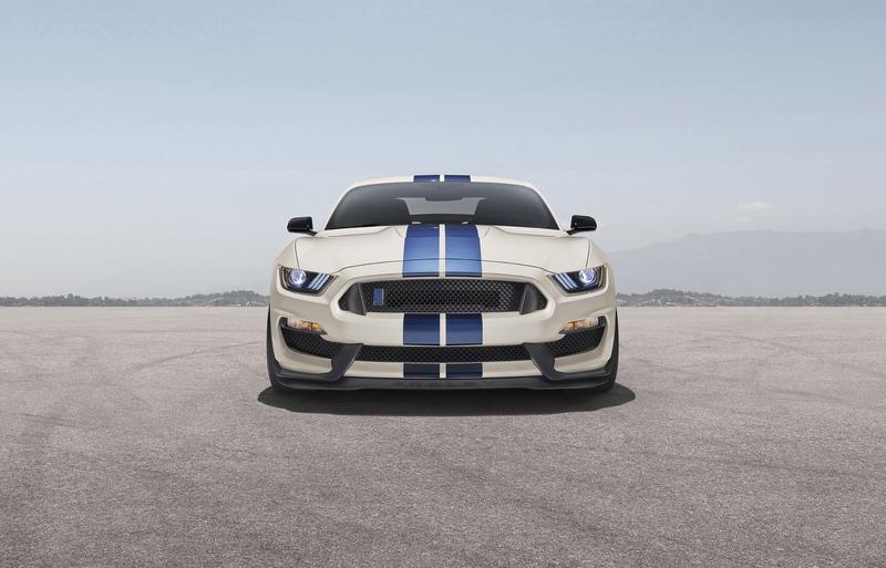 2020 Ford Mustang Shelby GT350 Heritage Edition Package - image 878375
