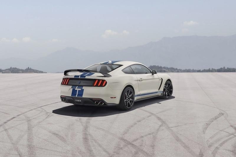 2020 Ford Mustang Shelby GT350 Heritage Edition Package - image 878376