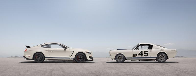 2020 Ford Mustang Shelby GT350 Heritage Edition Package - image 878377