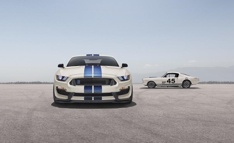 2020 Ford Mustang Shelby GT350 Heritage Edition Package - image 878379