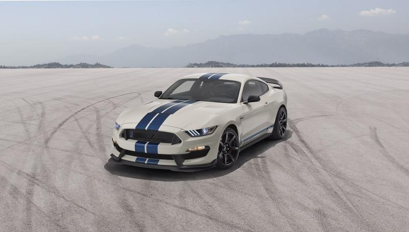 2020 Ford Mustang Shelby GT350 Heritage Edition Package - image 878380