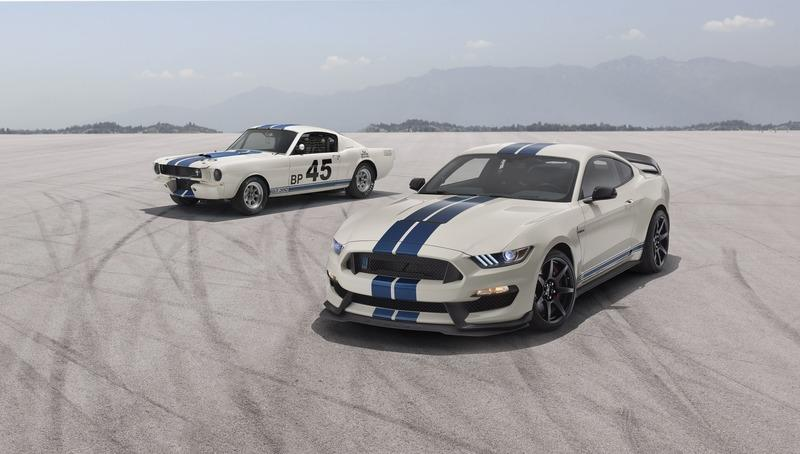 2020 Ford Mustang Shelby GT350 Heritage Edition Package - image 878381