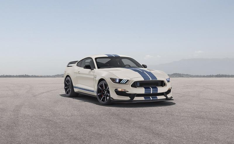 2020 Ford Mustang Shelby GT350 Heritage Edition Package - image 878382