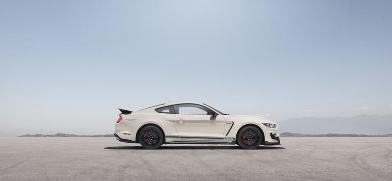 2020 Ford Mustang Shelby GT350 Heritage Edition Package - image 878374