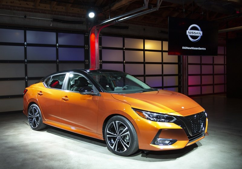 2020 Nissan Sentra Photo Gallery