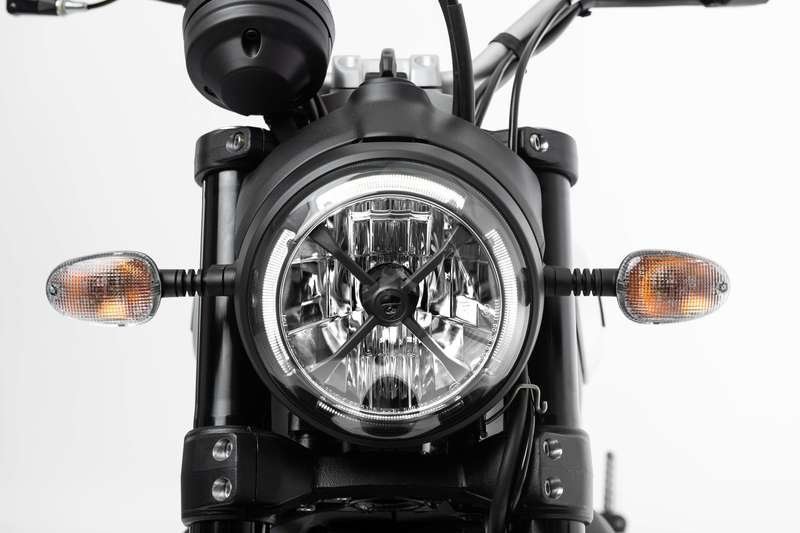 2020 Ducati Scrambler Icon Dark