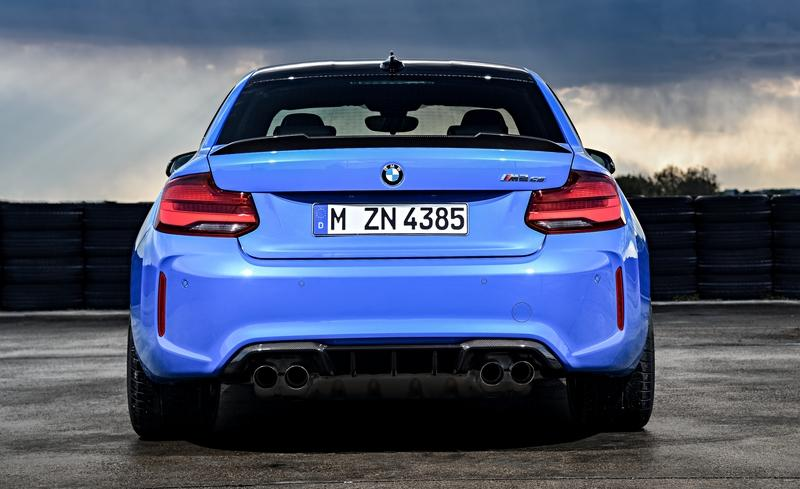 2021 bmw m2 cs indepth review