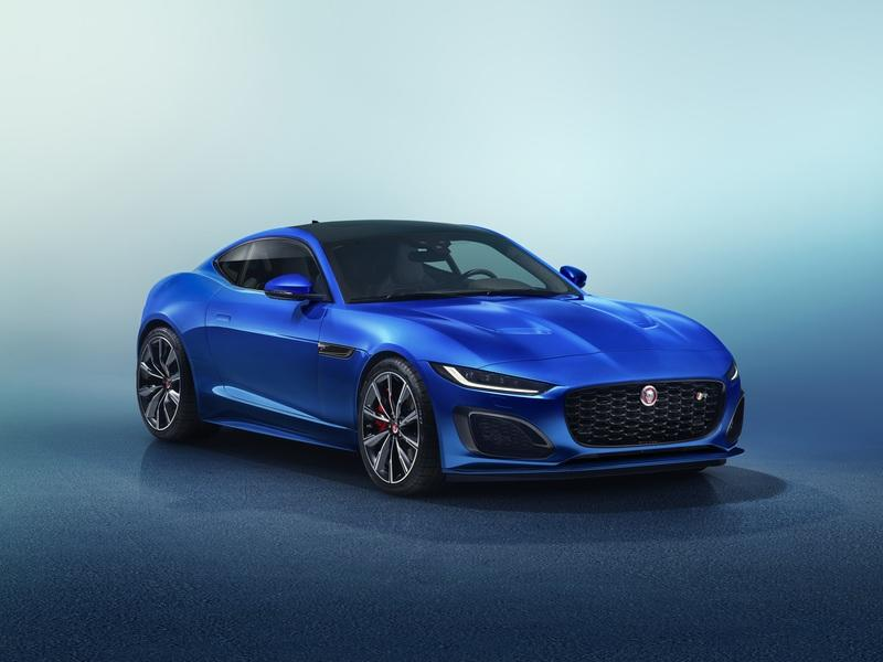 2021 Jaguar F-Type Picture Gallery
