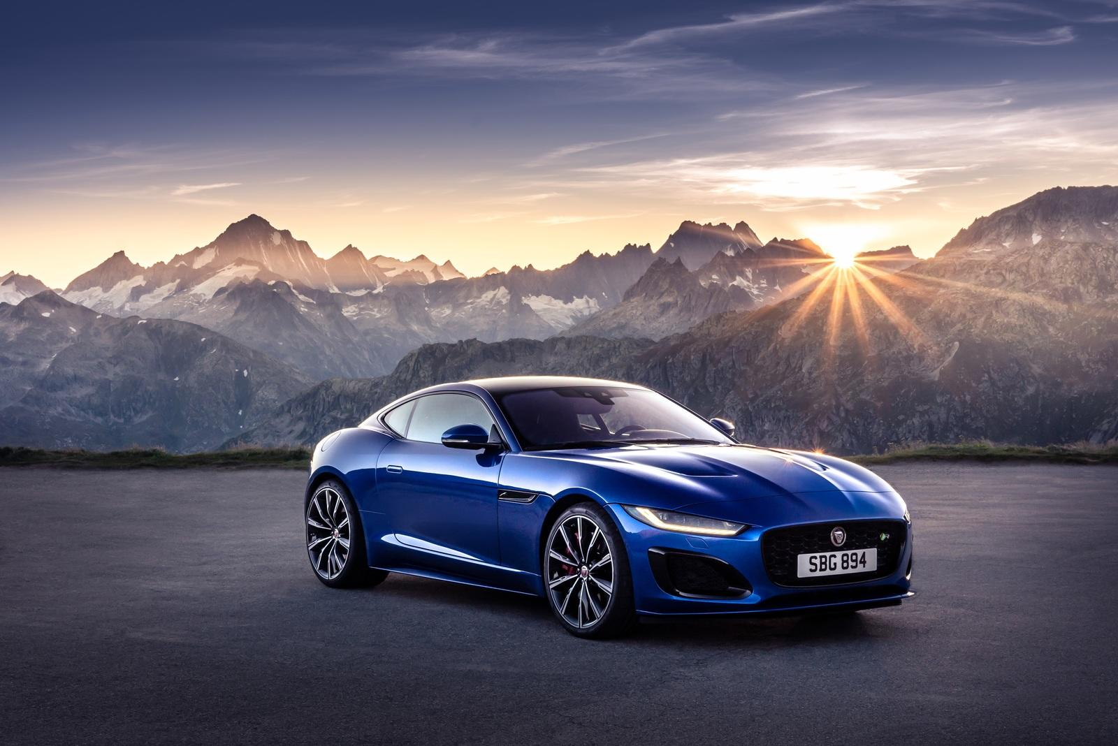 I M In Love With These 2021 Jaguar F Type Wallpapers